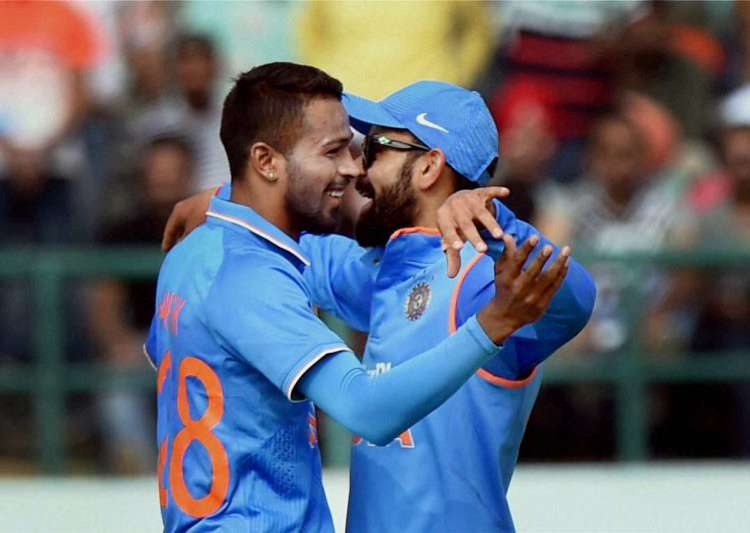Ind beat NZ by 6 wickets- India Tv