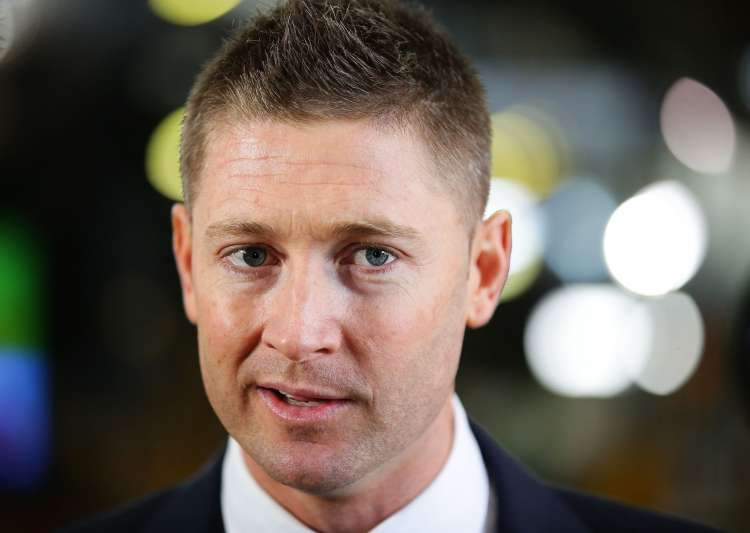File photo of Michael Clarke- India Tv