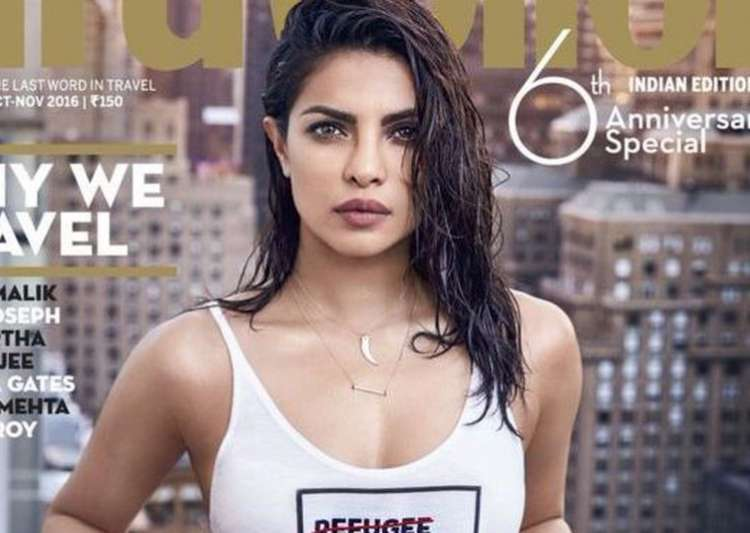Priyanka Chopra apologises for her 'insensitive' quote- India Tv