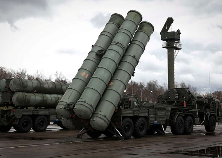India to buy gamechanger S-400 air defence system from- India Tv