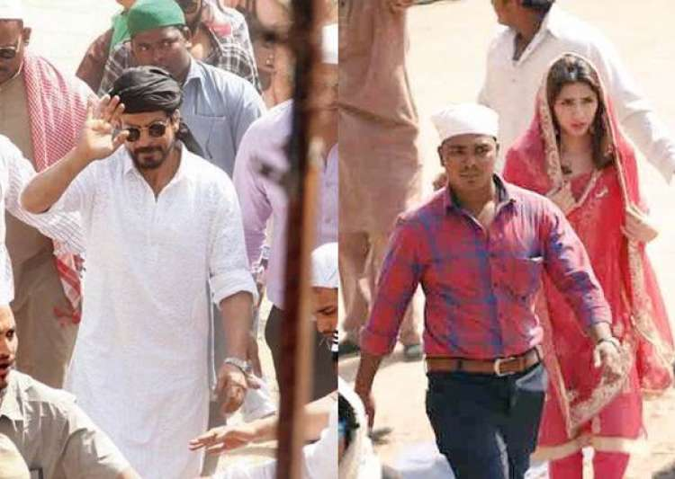 Shah Rukh and Mahira Khan in Raees- India Tv