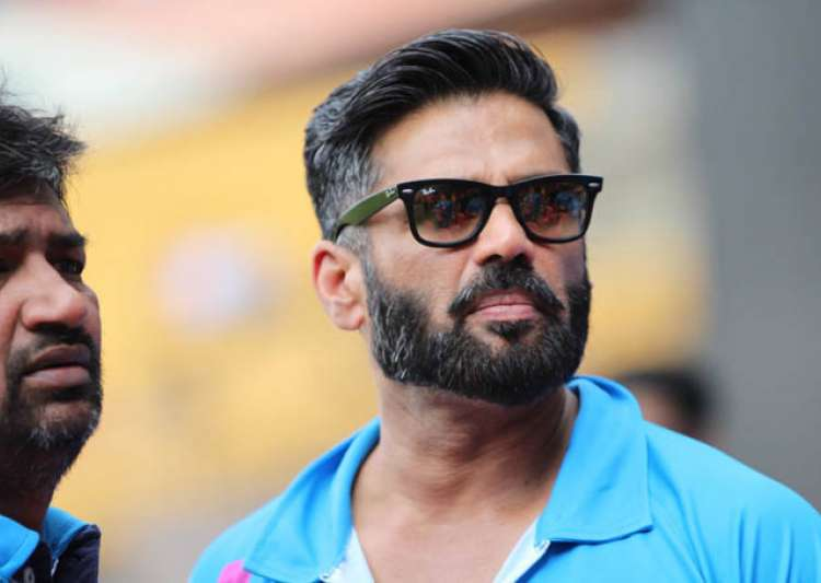 Suniel Shetty reveals the reason for walking out of RGV's- India Tv