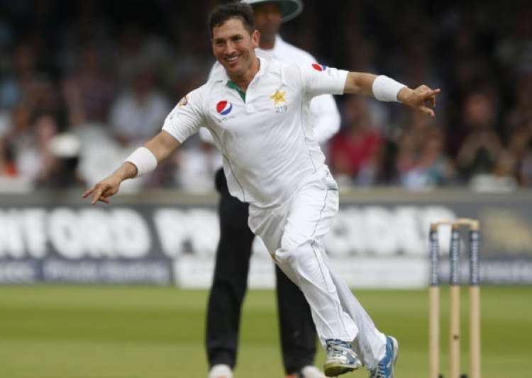 Pakistan's Yasir Shah becomes fastest Asian to grab 100- India Tv