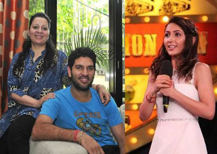 Yuvraj Siingh's mother reacts to allegation made by BB10- India Tv