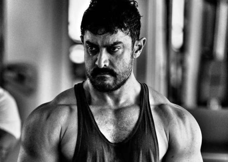Aamir's transformation- India Tv