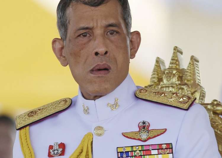 Crown prince set become new king in Thailand- India Tv