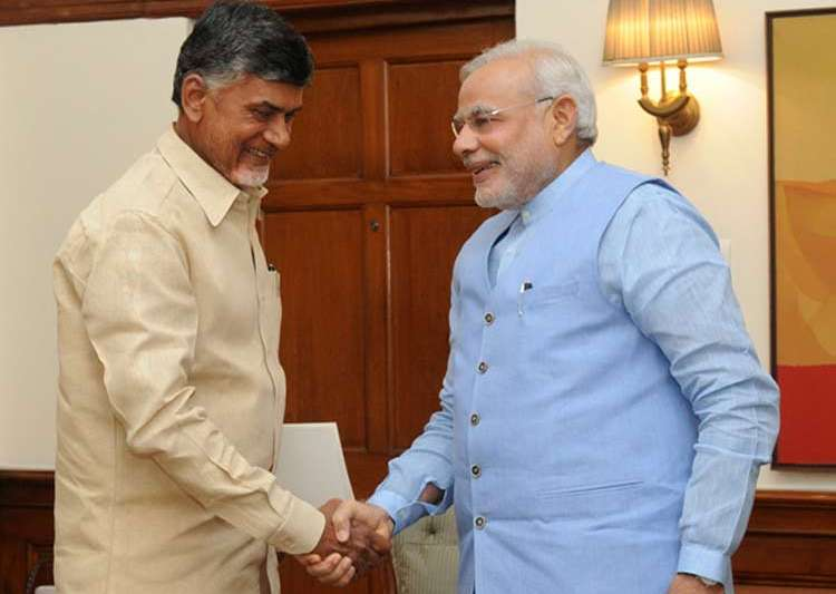 Chandrababu Naidu, NITI Aayog, Narendra Modi- India Tv