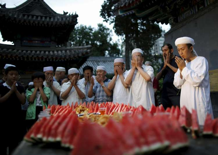 China asks Muslims to oppose religious extremism - India Tv