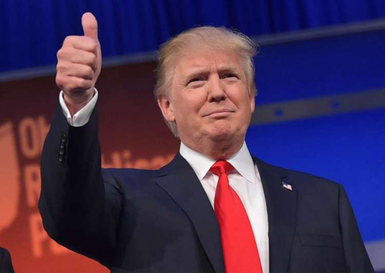 File pic of US-President elect Donald Trump - India Tv