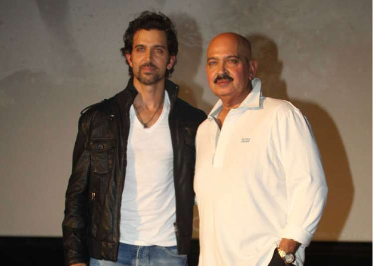 Hrithik has done me very proud, says father Rakesh Roshan- India Tv