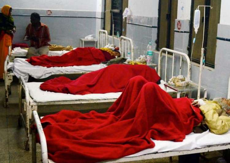 Some injured in Kanpur train mishap mysteriously given- India Tv