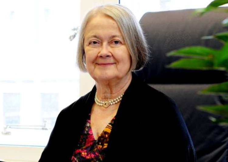 File pic - UK Supreme Court judge Lady Hale- India Tv
