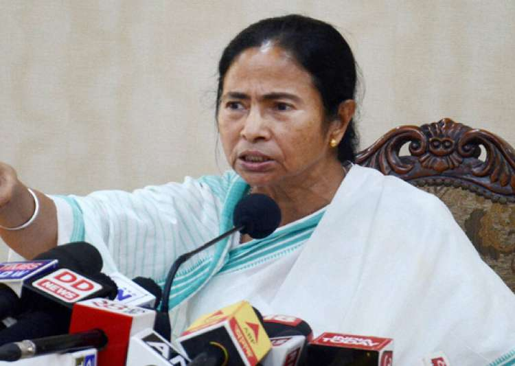 Mamata Banerjee had accused PM Modi of pushing India into a- India Tv