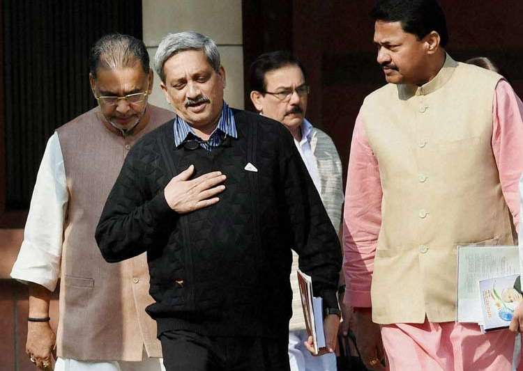 Manohar Parrikar, Pakistan, Nagrota, Shiv Sena, PM- India Tv