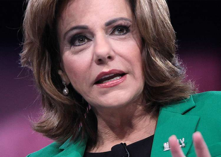 File pic of KT McFarland- India Tv