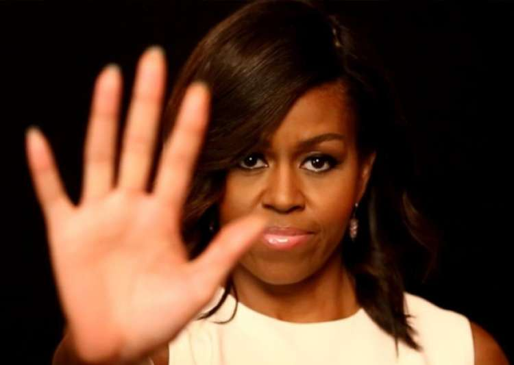 File pic - First Lady Michelle Obama- India Tv
