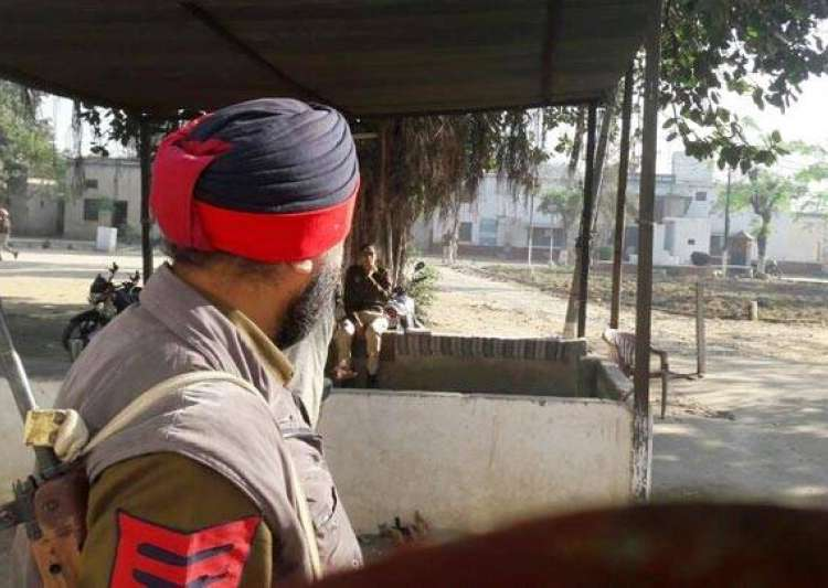 Woman killed in firing by Punjab Police- India Tv