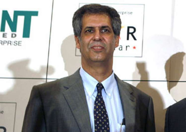 File pic - Noel Naval Tata- India Tv