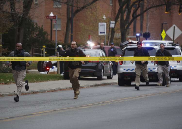 Ohio State University, Active shooter, Ohio- India Tv