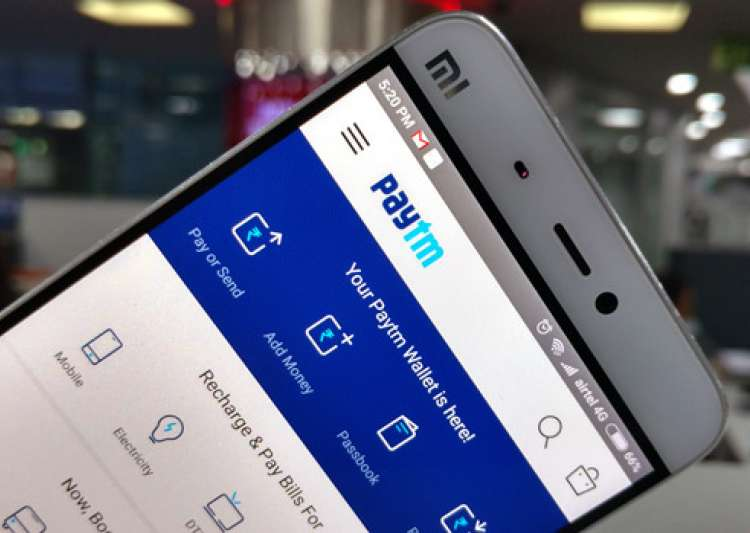 PayTM, Mobile- India Tv