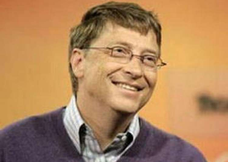 Bill Gates- India Tv