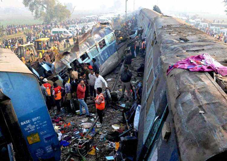 Kanpur train tragedy, Railways, Indore-Patna Expre- India Tv