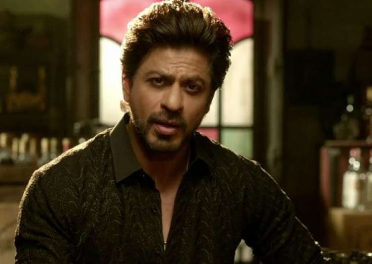 SRK gives glimpse of Raees Alam- India Tv