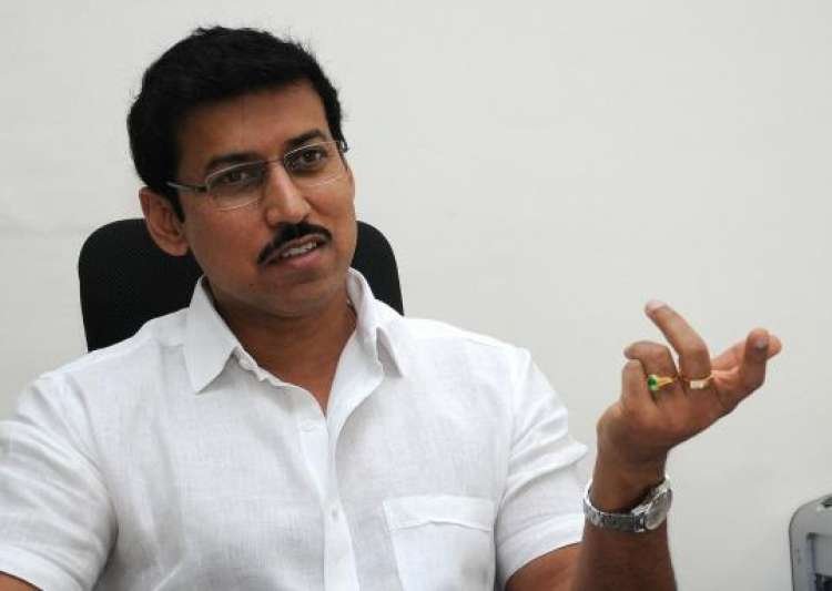 File Photo of Rajyavardhan Rathore- India Tv
