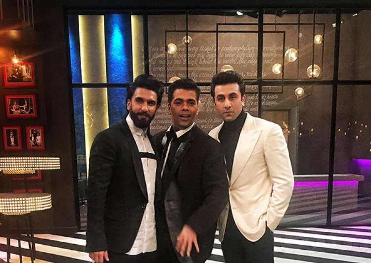 anveer-Ranbir to appear on Koffee With Karan season 5- India Tv