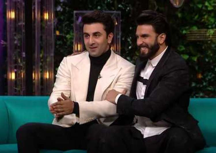 We share a great camaraderie: Ranveer Singh on his- India Tv