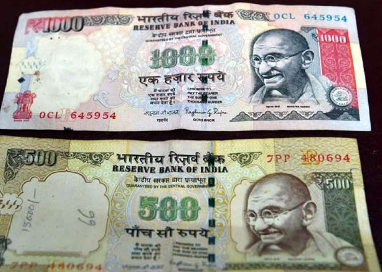 Govt says Rs 500/1000 notes scrapped on RBI's- India Tv
