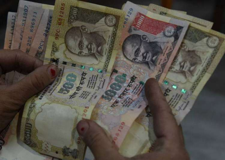 File pic - Old Rs 500 and Rs 1,000 notes - India Tv