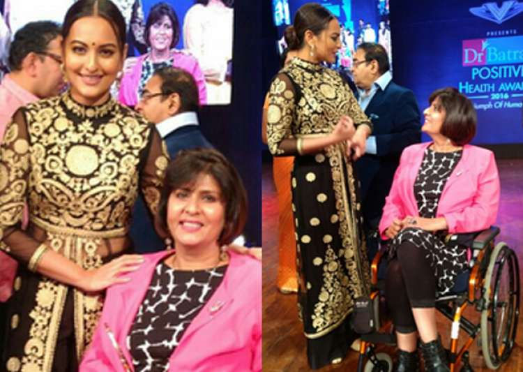 Sonakshi and Deepa Malik have mutual feelings for each other- India Tv