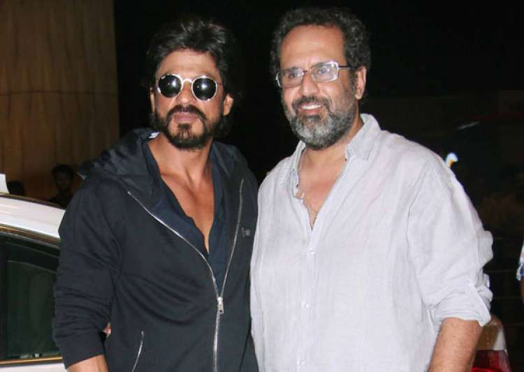 Anand L. Rai reveals why he chose Shah Rukh Khan for his- India Tv