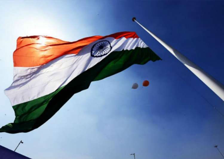 File pic - Indian national flag- India Tv