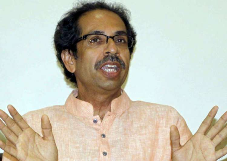 File pic - Shiv Sena chief Uddhav Thackeray - India Tv