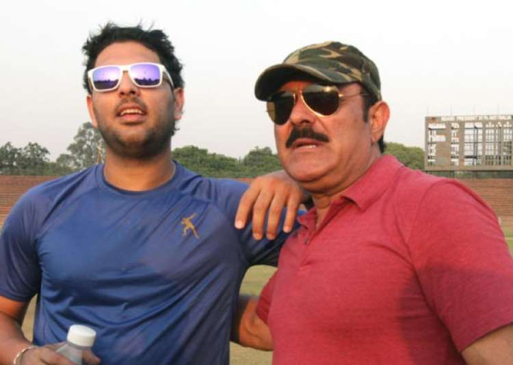 Yuvraj Singh's father Yograj - India Tv