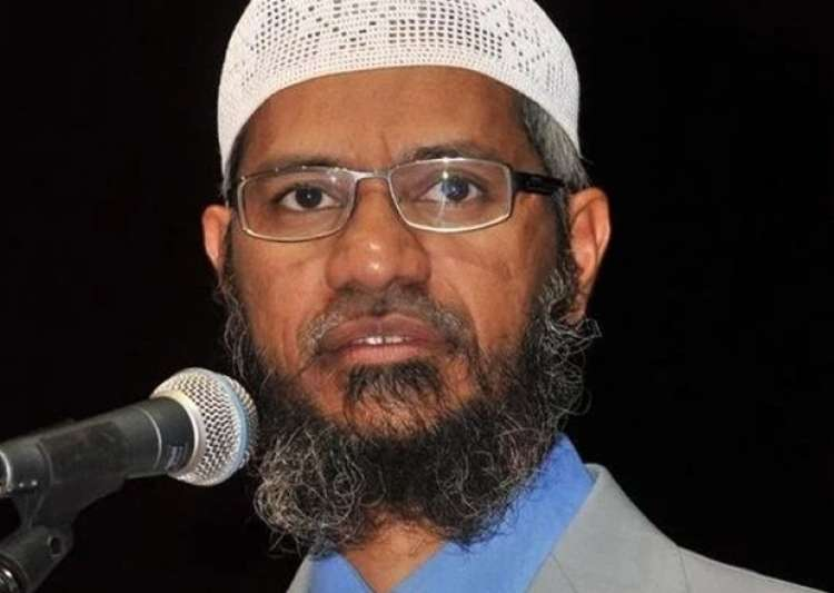 File pic of Islamic preacher Zakir Naik - India Tv