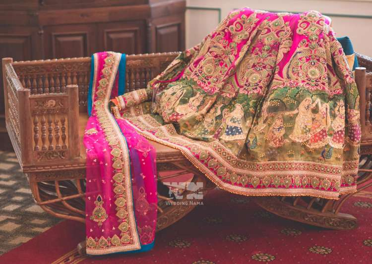6 tips to store your bridal dress after marriage - India Tv