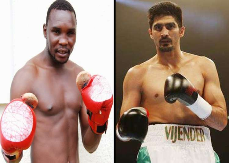 'Will end your boxing career': Francis Cheka warns- India Tv