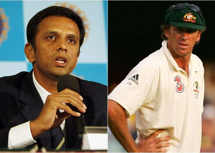 Rahul Dravid, Glenn McGrath- India Tv