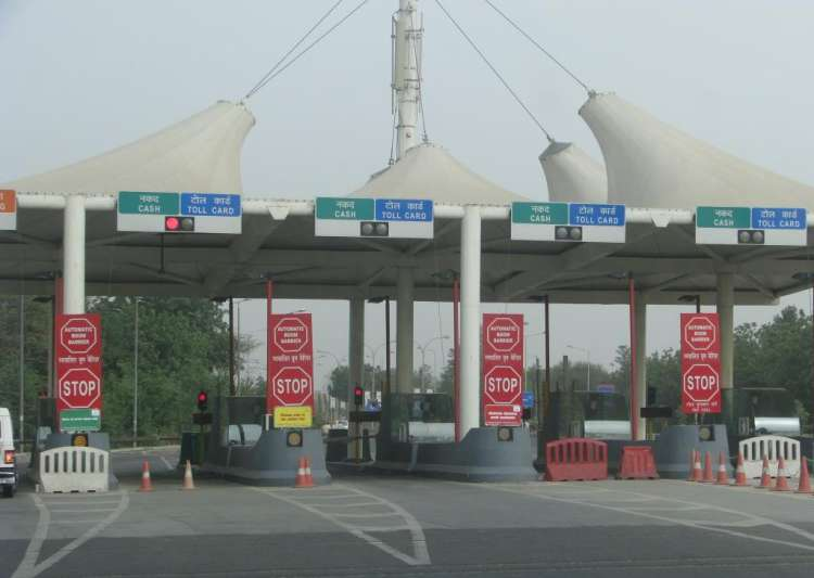 Relaince Toll Plaza, Toll Plaza- India Tv
