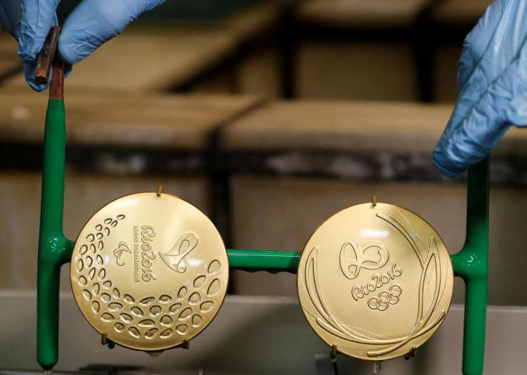 Tokyo Olympics 2020 medals to be - 45.0KB