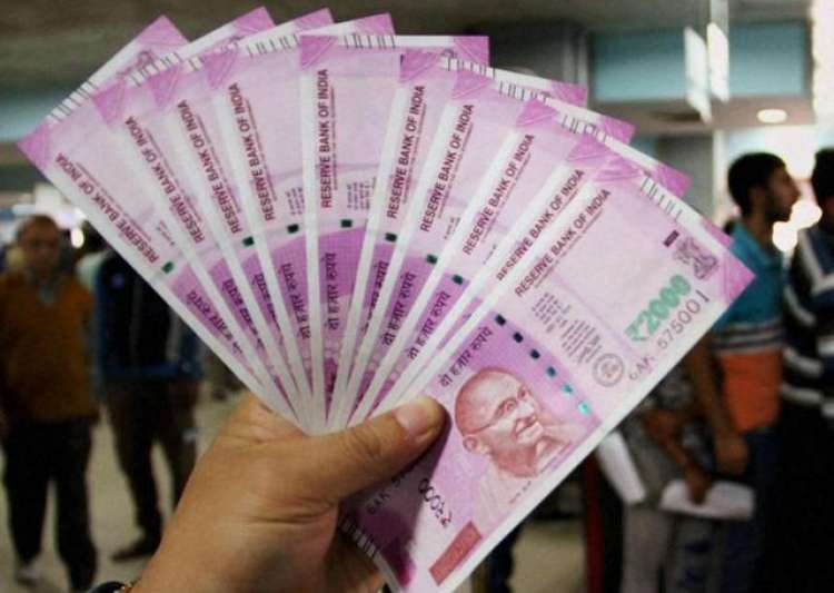 Rs 2,000 notes- India Tv