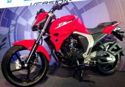 yamaha launches upgraded fz fz s bikes for up to rs 78 250
