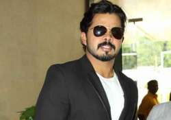 cricketer s sreesanth to act in a tamil film