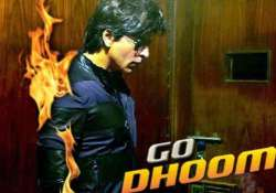 shah rukh khan will love to star in dhoom 4