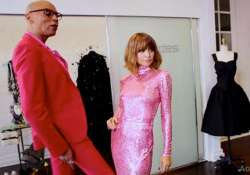 rupaul taught nicole richie how to be drag queen