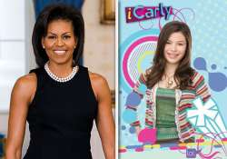 us first lady makes guest appearance on icarly