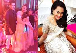 sonakshi sinha at brother s wedding sports 3 stunning looks